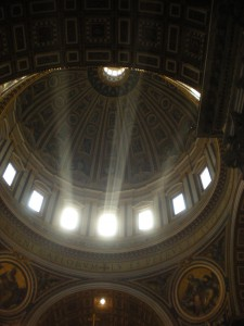 DSCN3063 225x300 St. Peters Basilica    Wow!